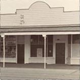 Jervois Road site circa 1940