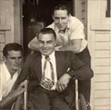 Tony Jakicevich, Milan Trubohobich & Ivan Pavlovich