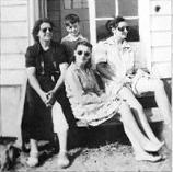 Kathleen, Brian, Mary & Joan Trubuhovich